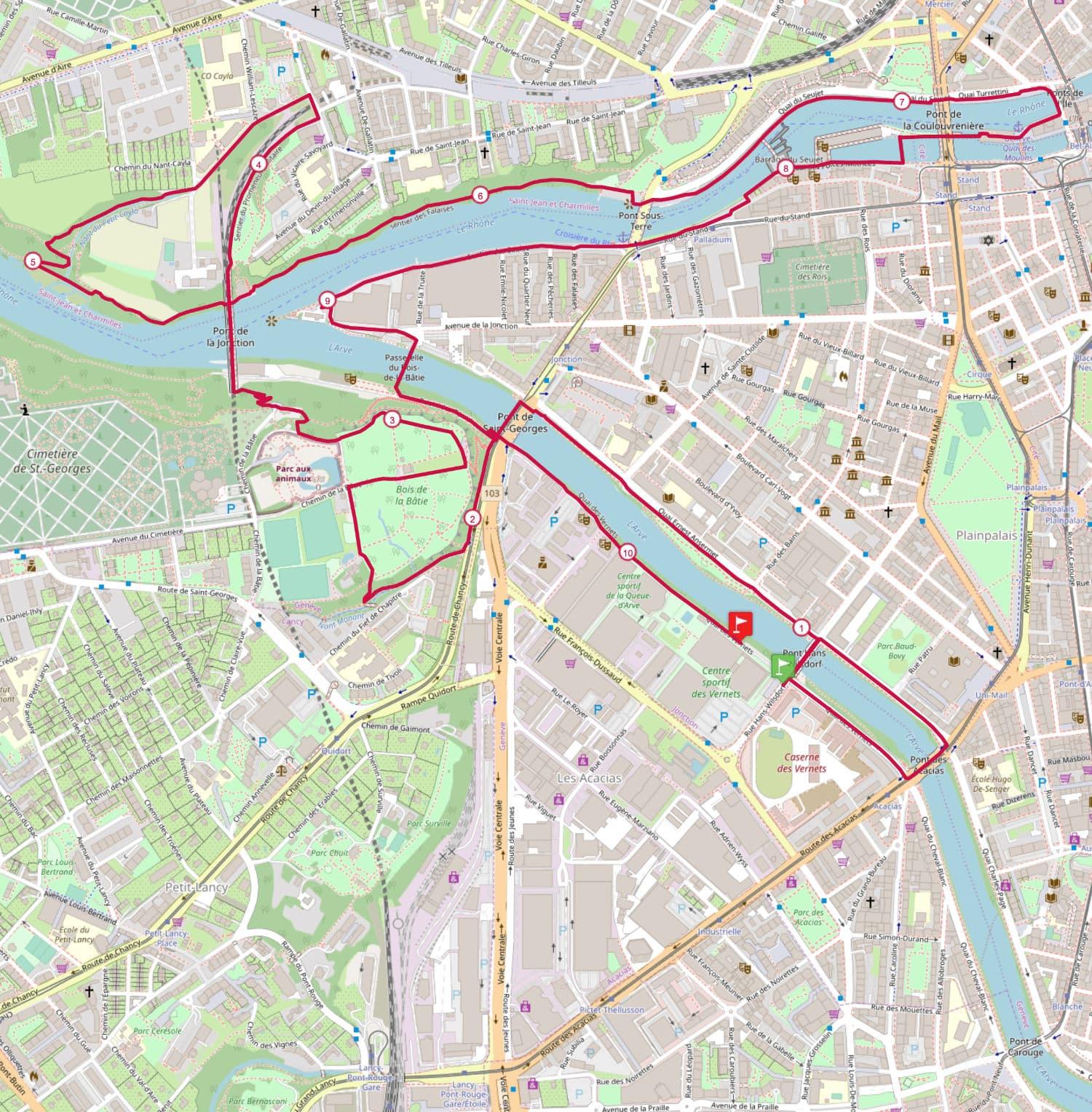 cdp-running-trajets